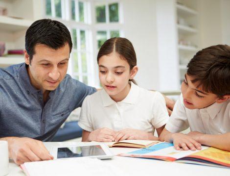 Çocuklarıyla Kaliteli Vakit Geçiren Babalar