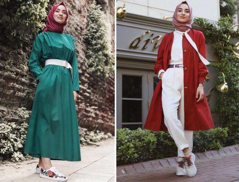 Kefta Elbise ve Trençkot Modelleri
