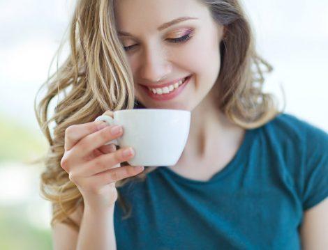 Kilo Vermenin Kanıtlanmış Yollarından Biri Şekersiz Çay ve Kahve İçmek