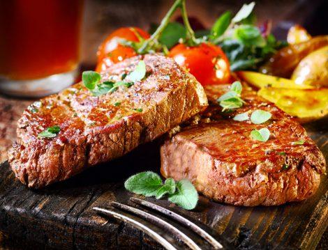 Kilo Vermenin Kanıtlanmış Yollarından Biri Et Yemek