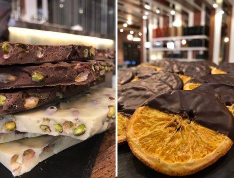 Kuzguncuk Alkolsüz Mekanlar Vanilin Chocolate