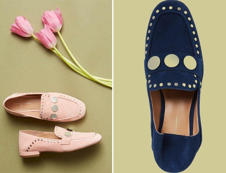 Linea Paolo Bonnie Loafer Ayakkabı Modeli