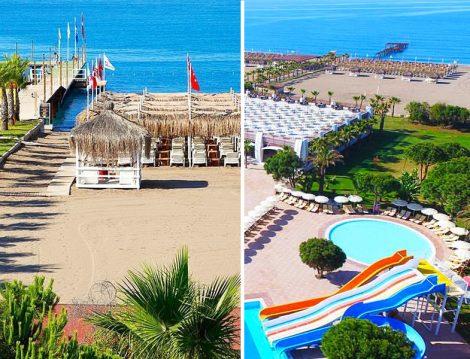 Muhafazakar Oteller Şah Inn Paradise Antalya