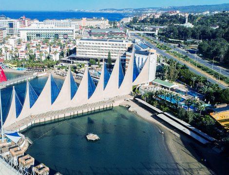 Muhafazakar Oteller Adin Otel Antalya