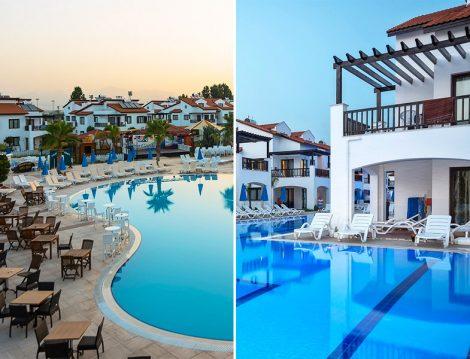 Muhafazakar Oteller Ak Palace Belek Antalya