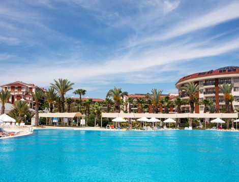 Muhafazakar Oteller Selge Beach Antalya