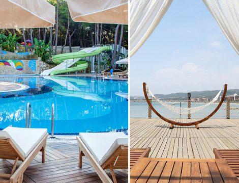 Muhafazakar Oteller Wome Deluxe Antalya
