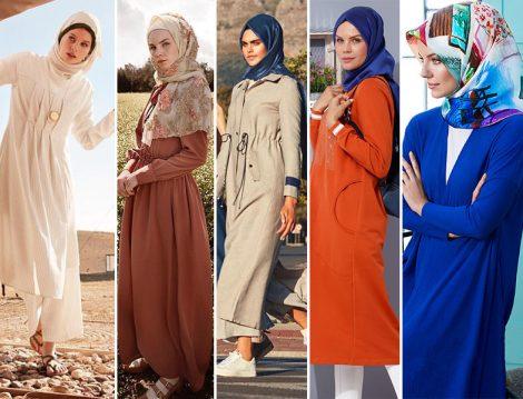 Tesettür Giyim Markalarında Yaz İndirimi
