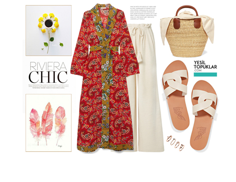 Nasıl Giyilir: Yaz Kimonoları