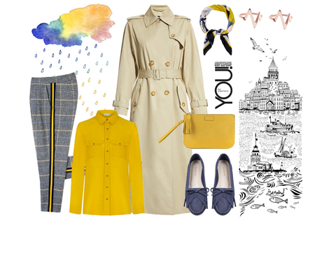 En İyi 5 Yaz Yağmurlu Hava Stili