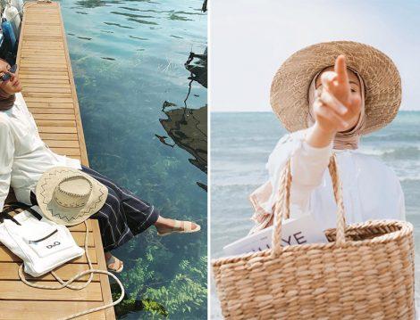 İnstagram Moda Fenomeni Bleumer Tatil Fotoğrafları