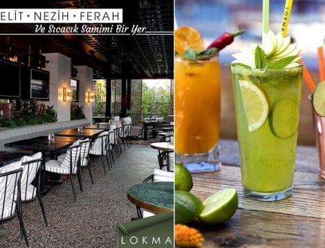 İstanbul Alkolsüz Mekanlar Lokma Koşuyolu