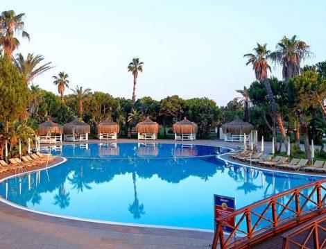 Şah Inn Paradise Çardak