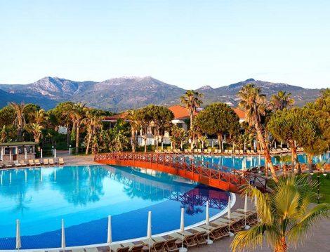 Şah Inn Paradise Havuz