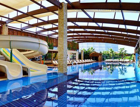 Adenya Hotel & Resort Bayanlara Özel Aquapark - Havuz