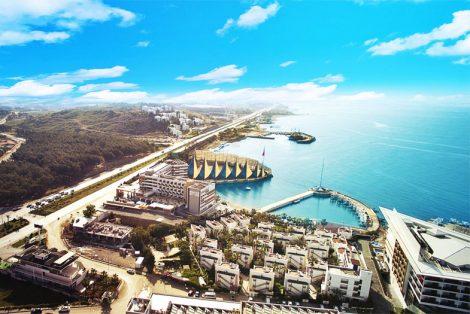 Adin Beach Hotel Genel Görünüm