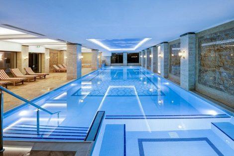 Adin Hotel Kapalı Havuz