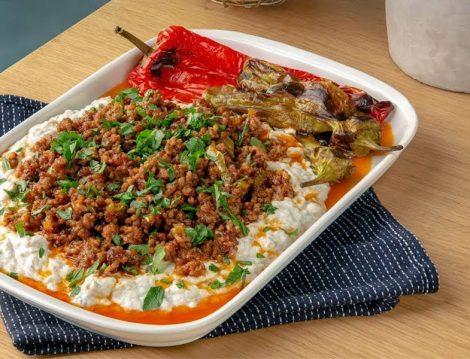 Antep Mutfağından Ali Nazik Kebabı