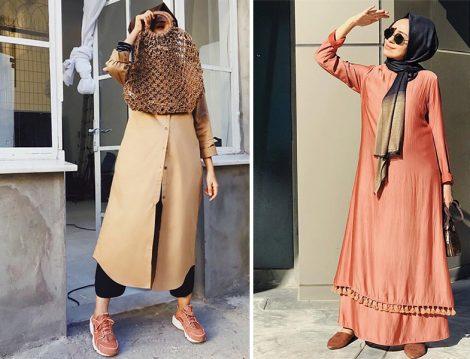 Hülya Aslan Elbise ve Tunik Kombinleri