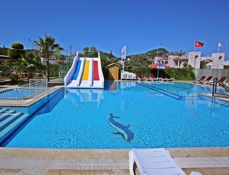 Hesaplı İslami Oteller-Zehra Hotel Ölüdeniz