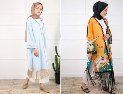 Hooopstore Kaftan-Kimono Modelleri