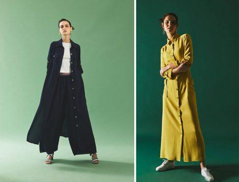 Latifa İstanbul Gömlek Elbise Kap Tasarımları