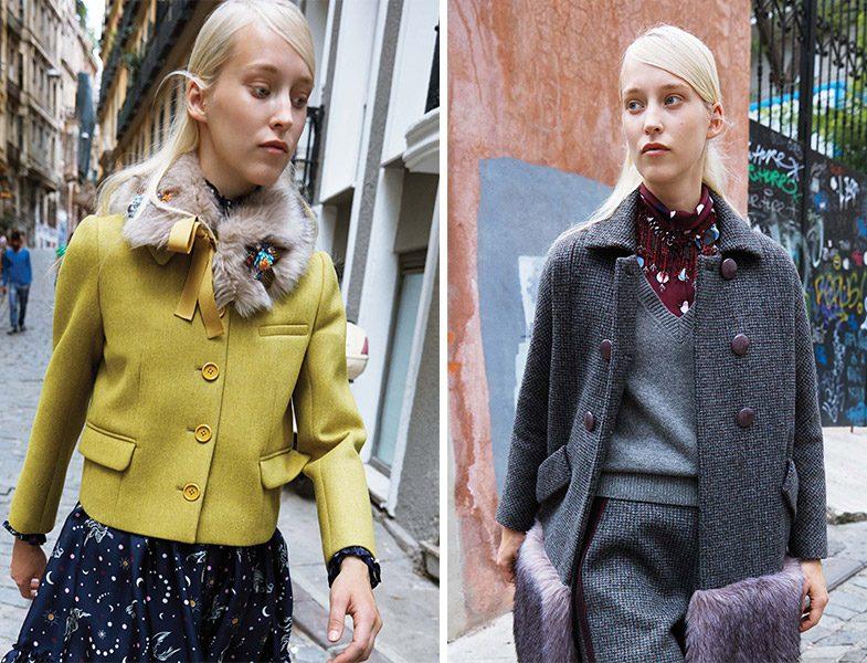 Machka 2018-2019 Sonbahar Kış Kürk Detaylı Manto ve Kaban Modelleri