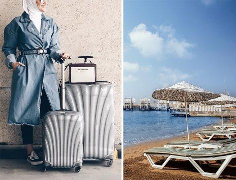 Moda Fenomenlerinin Tatil Fotoğrafları