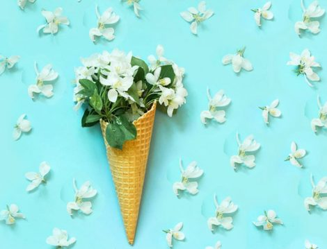 Sağlıklı Dondurma