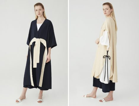 Sade Tesettür Elbise Modelleri