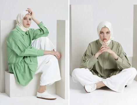 Tuğba Venn Bol Pantolon ve Tunik Modelleri