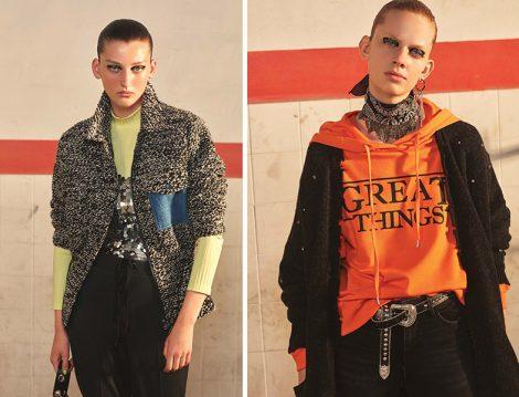 Twist 2018-2019 Sonbahar Kış Koleksiyonu Triko Hırka Modelleri