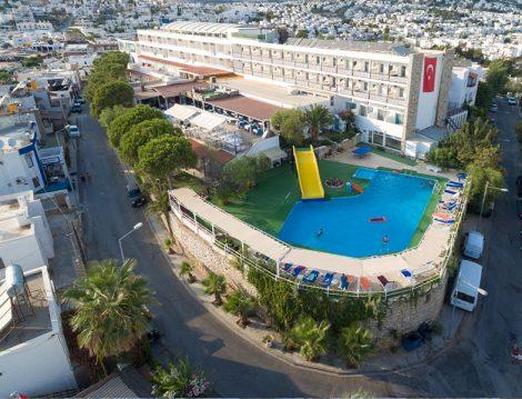 Uygun Fiyatlı İslami Otel İnan Otel