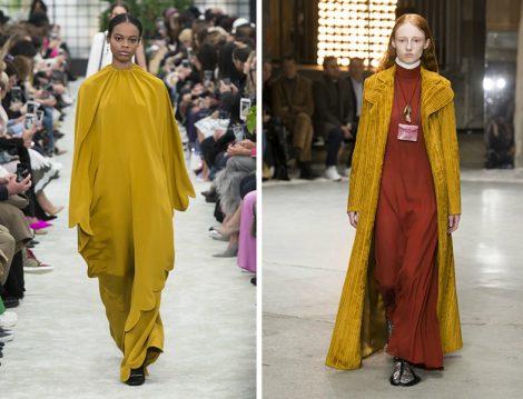 2018-2019 Sonbahar – Kış Sezonunun En Popüler Rengi Ceylon Yellow (Bahartlı Sarı)