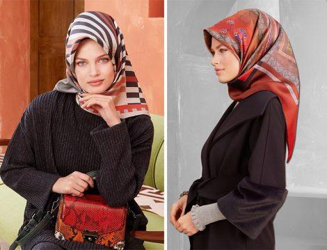 Armine 2018-19 Sonbahar Kış Siyah Manto ve Triko Modelleri