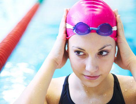 Bayanlara Özel Yüzme Dersleri