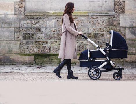 Bebek Arabası ile Yürüyüş Yapmak