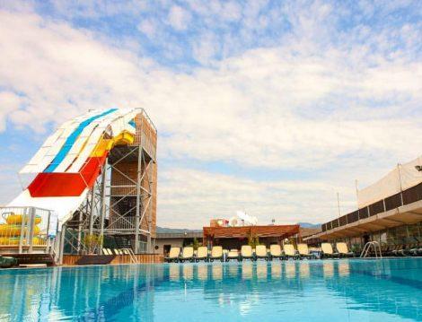 Bera Alanya Havuz Aqua Park