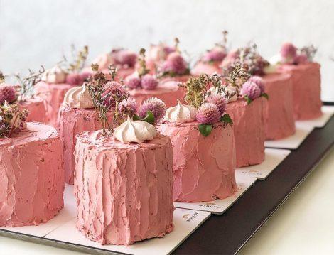 Brioche Bakery Kişiye Özel Porsiyonluk Pasta