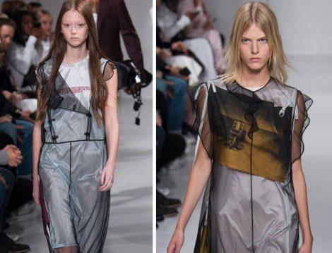 Calvin Klein File Elbise