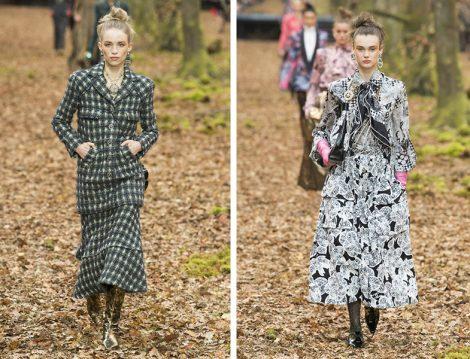 Chanel 2018-19 Sonbahar Kış
