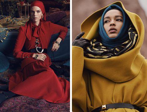 Dünya Modasında 2018 Sonbahar Kış