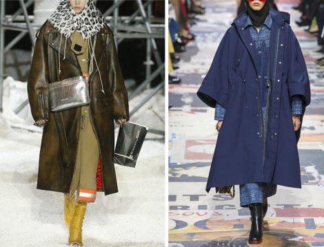 Dünya Modasında 2018 Sonbahar Kış Kat Kat Giyinme Trendi