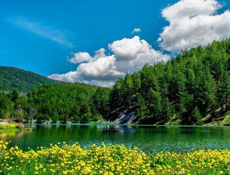 Eğriova Tabiat Parkı Doğal Güzellikleri