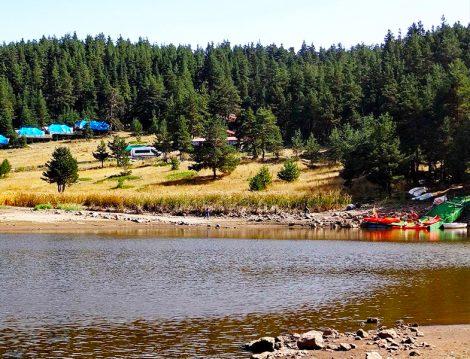 Eğriova Tabiat Parkı Kamp Alanı