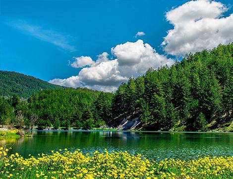 Ankara'nın Gizli Cenneti Eğriova Tabiat Parkı