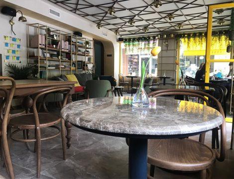 Tasse Coffee Co 3. Dalga Kahve Mekanı