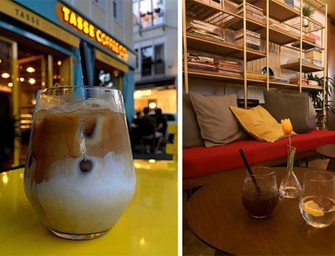 Tasse Coffee Co Kahve ve Tatlı