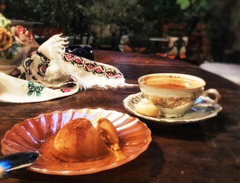Velvet Cafe Kahve Ve Tatlı Keyfi