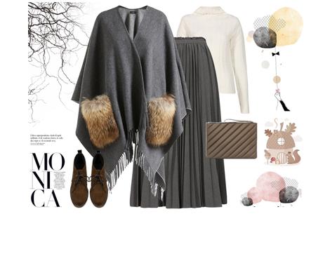 Sonbaharın Vazgeçilmez 4 Farklı Dış Giyim Parçası ile 4 Kombin